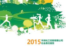 2015年BOB体育app开户化工社会责任报告